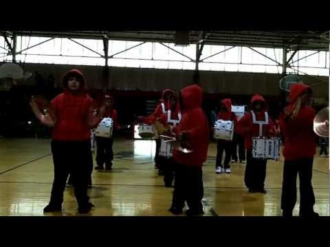 Mabelvale Elementary 2 Cold Drum Line
