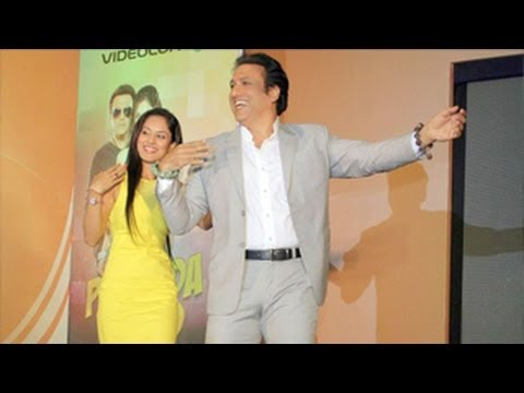 Govinda Launches His Music Album Gori Tere Naina !