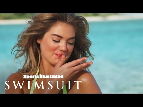 Kate Upton Exclusive Outtakes, Si Swimsuit 2014 video