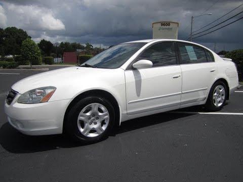 SOLD 2003 Nissan Altima 2.5 S Meticulous Motors Inc Florida For Sale