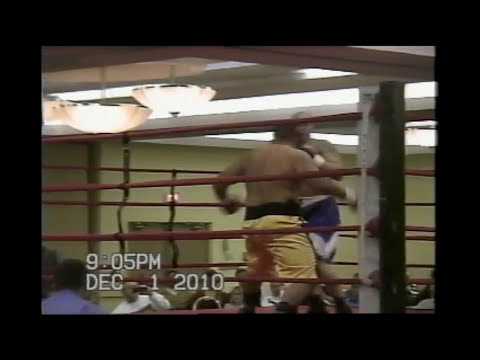 Next American heavyweight boxing champion 'The Samoan Truth' (highlights)