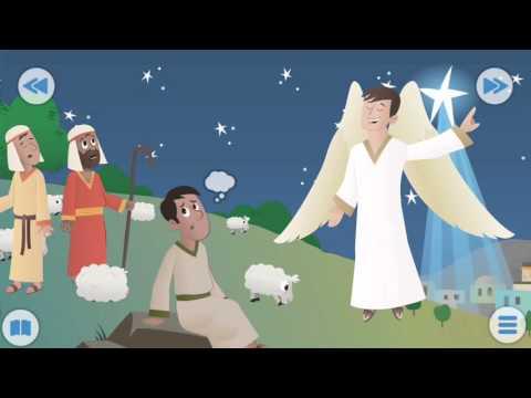 Рождение Иисуса  | Библия для детей