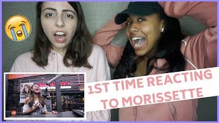 Morissette - Never Enough [Reaction] (FIRST TIME WATCHING MORISSETTE)