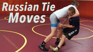 Top 5 Wrestling Moves *Russian Tie*