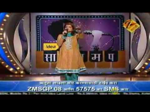 Srgmp7 Dec. 01 '09 Suniyo Ji Araj Mhari - Rutuja Lad video