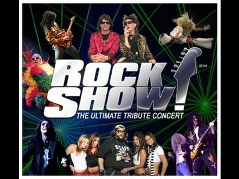 RockShow! The Ultimate Tribute Concert (Full show)