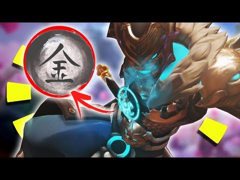 Overwatch - The TRUE Meaning Behind the 4 Lunar Skins