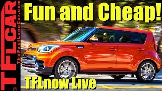 Top 15 Cars You Can Run on a Shoestring: TFLnow Live #60