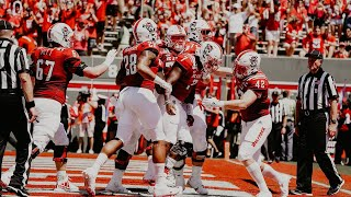 2019.08.31 East Carolina Pirates at NC State Wolfpack Football