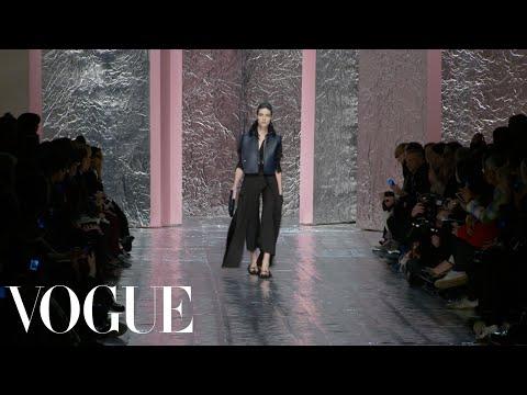 Acne Studios Ready to Wear Fall 2013 Vogue Fashion Week Runway Show