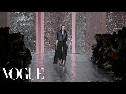 Acne Studios Ready to Wear Fall 2013 Vogue Fashion Week Runway Show