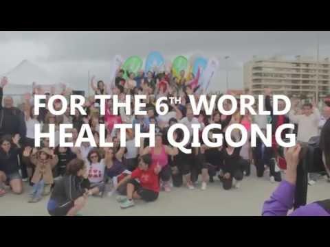 6º CAMPEONATO MUNDIAL HEALTH QIGONG - 2015 - PORTUGAL