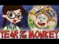 Year of the Monkey - Chinese New Year   Nikki's Wiki   Wiki for Kids at Cool School