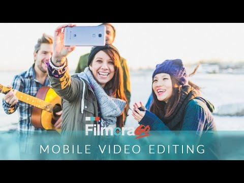 FilmoraGo - Free Video Editor APK Cover