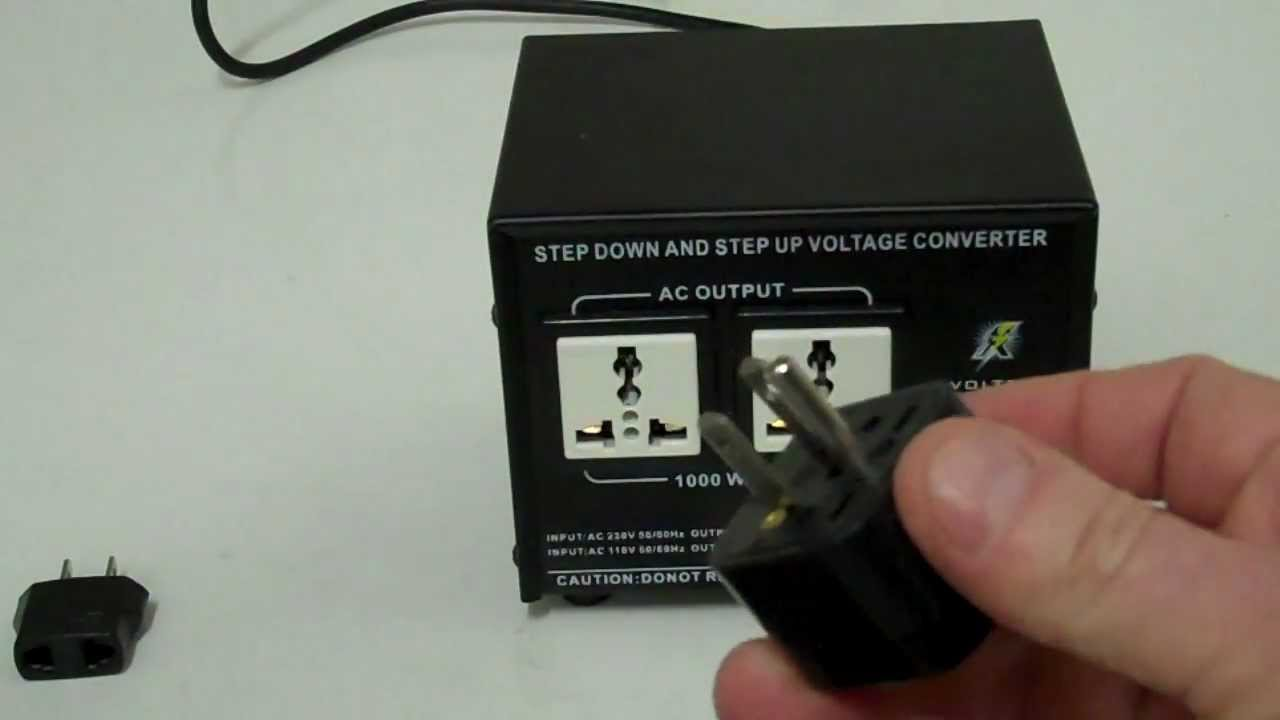 Step Up And Step Down Voltage Converter Mp4 Youtube
