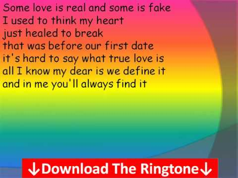 Jon Mclaughlin - My Girl Tonight