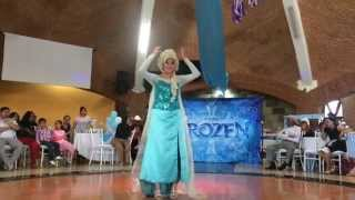LIBRE SOY / Let it Go  - ELSA FROZEN - KID CITY SHOWS INFANTILES
