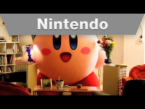 Kirby's 20th Anniversary – House Sitting