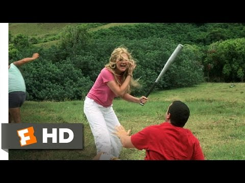 Ula Takes a Beating - 50 First Dates (4/8) Movie CLIP (2004) HD