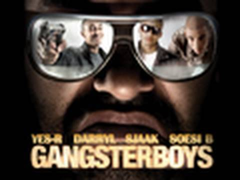 Yes-R, Darryl, Sjaak & Soesi B - Gangsterboys (official video)