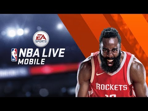NBA LIVE Mobile Basketball APK Cover
