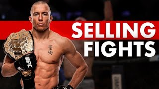 The Art of Selling Fights