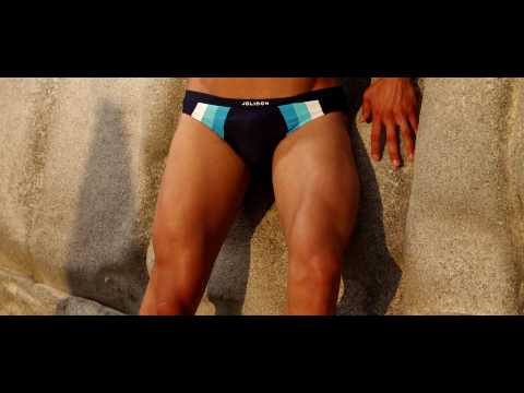 Jolidon European Fashion Lingerie Swimwear 2009 men collection- in HD Video