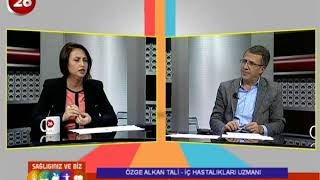 Sağlığımız ve Biz | Dr.Özge Alkan Tali