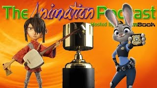 44th Annual ANNIE AWARDS Nominations - The Animation Podcast HIGHLIGHTS