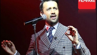 Atif Aslam Performing Live at 62nd Jio Filmfare Award 2017