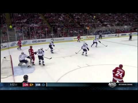 Pavel Datsyuk goal 1 Feb 2013 St. Louis Blues vs Detroit Red Wings NHL Hockey