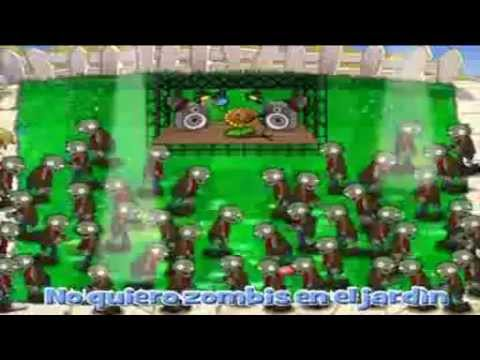plantas vs zombies cancion final español latino