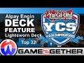 YCS Liverpool 2016 Top 32 Deckfeature/Deckprofil Alpay Engin - Lightsworn Deck