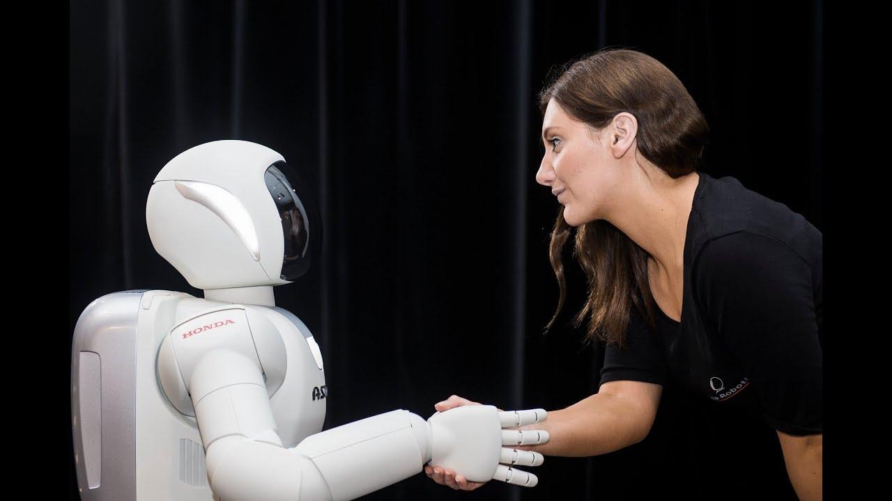 Robot Humanoide Honda Robot Humanoïde de Honda