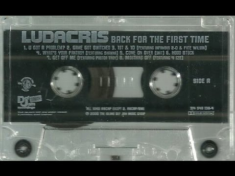 Ludacris - Back for the first time (mixtape)