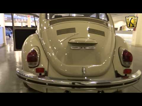 1970 Volkswagen Beetle - Stock #5921 - Gateway Classic Cars St. Louis