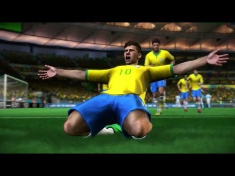 hqdefault jpgFifa 2014 World Cup Gameplay
