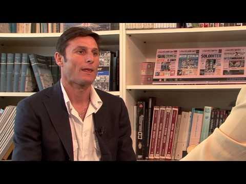 Javier Zanetti   entrevista Aleteia