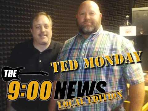 9 O Clock News Local Edition - Ted Monday