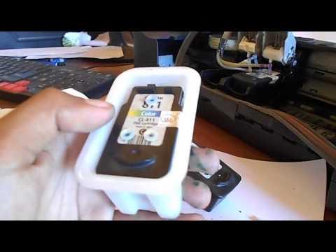 Cara Memasang Cartridge Printer yang benar