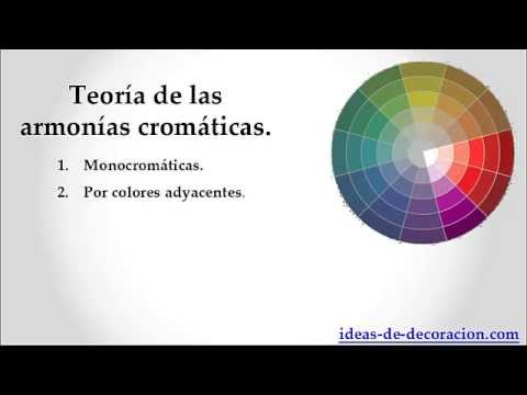 C mo combinar colores en paredes c mo encontrar qu - Como combinar colores en decoracion ...