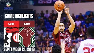 UE vs. UP - September 21, 2019  | Game Highlights | UAAP 82 MB