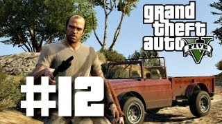 "Grand Theft Auto 5 Gameplay Walkthrough Part 12 ""MR. TREVOR PHILIPS"" (GTA V)"