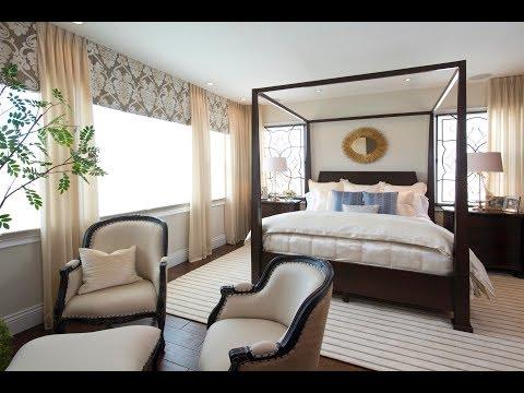 Interior Design - Decorating A Beautiful Master Suite