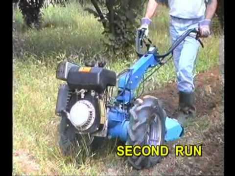 Tiller Plow Attachment Rotary Plow Attachment