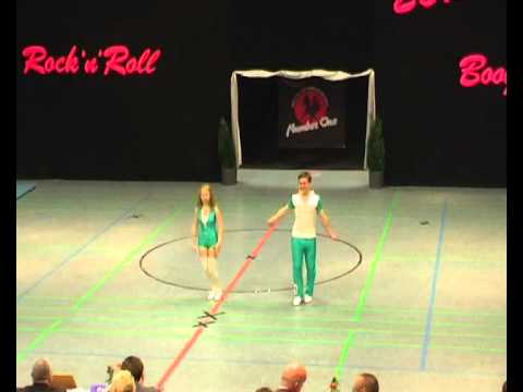 Jennifer Schitz & Maxim Penner - Landesmeisterschaft NRW 2012