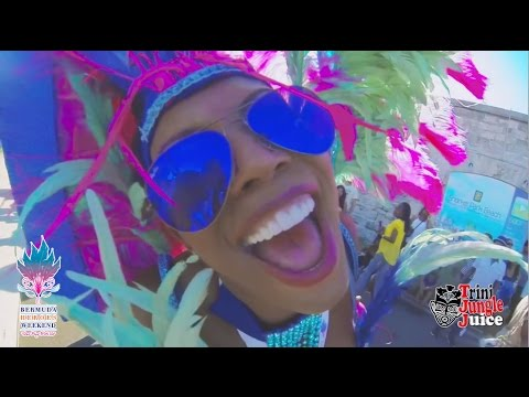Destination Carnival - Bermuda 2015 - Parade of Bands (Segment 3/5)