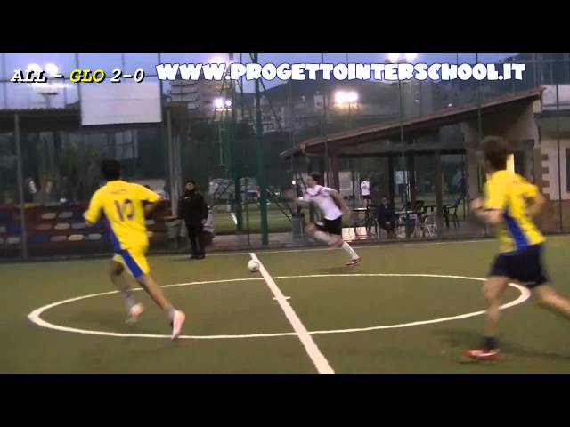 Serie A Interschool   Clausura 2014   10°Giornata   Gli Highlights di All Blacks   Glory Hole