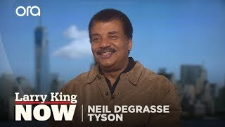 Neil DeGrasse Tyson On Who Started The Universe, Stephen Hawking's Legacy & Trump's Space Force