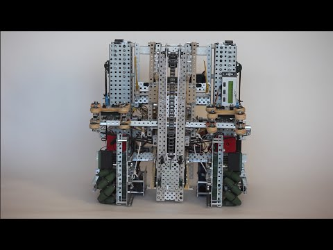 Vex Robotics 2016 Reveal Vex Skyrise Robot Reveal